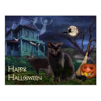 Gelukkig Halloween Briefkaart