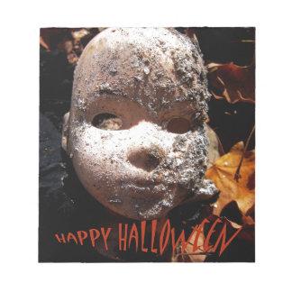 Gelukkig Halloween Kladblok