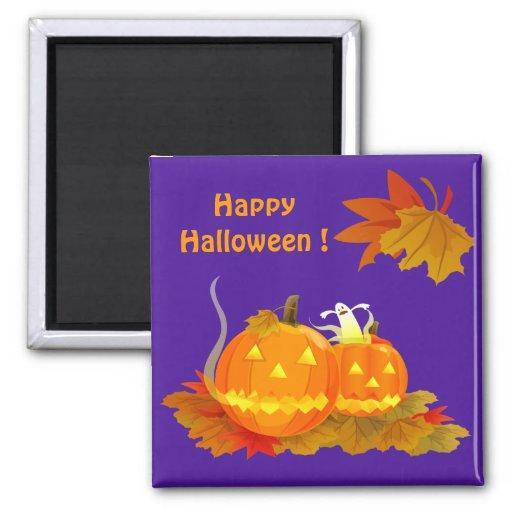 Gelukkig Halloween! Koelkast Magneetje