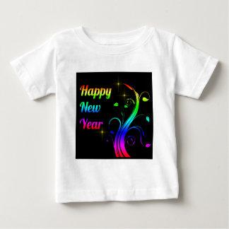 Gelukkig kleurrijk Nieuwjaar Shirts
