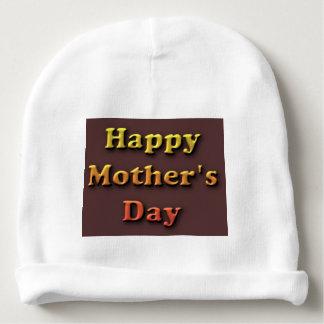 gelukkig moederdag baby mutsje
