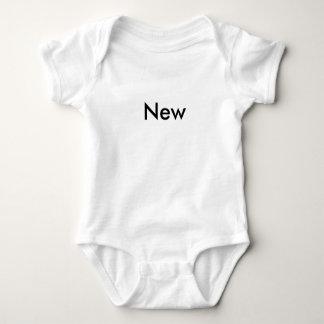 """Gelukkig """"Nieuw"""" Baby 1 van het Drietal van het Romper"""