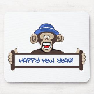gelukkig nieuw jaar muismat