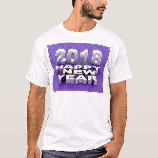 Gelukkig Nieuwjaar 2018 T Shirt