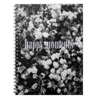 Gelukkig ogenblikkennotitieboekje #2 ringband notitieboek