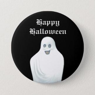 Gelukkig Spook Halloween Ronde Button 7,6 Cm