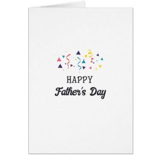 Gelukkig Vaderdag Briefkaarten 0