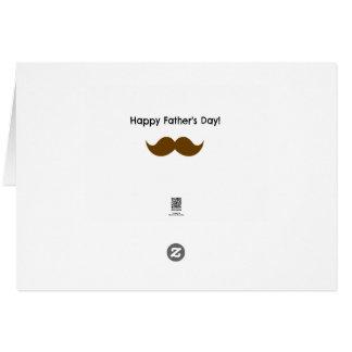 Gelukkig Vaderdag! Kaart