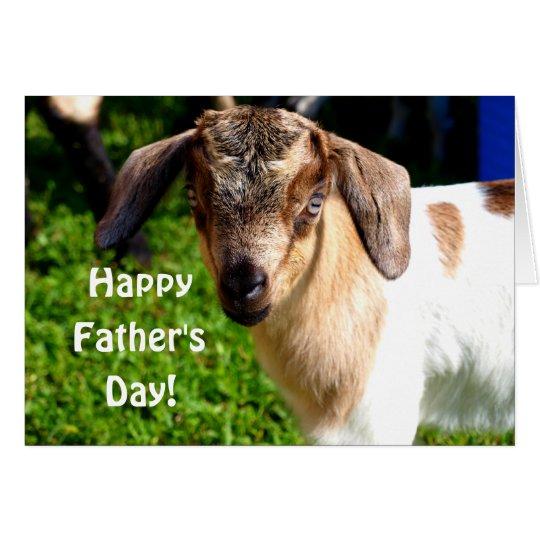 Gelukkig Vaderdag! Van Uw Favoriet Kind Wenskaart