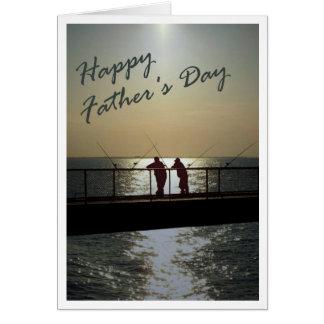 Gelukkig Vaderdag Wenskaart