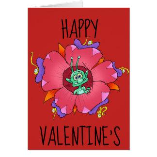 Gelukkig Valentijn Kaart