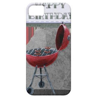 Gelukkig-verjaardag #4 barely there iPhone 5 hoesje