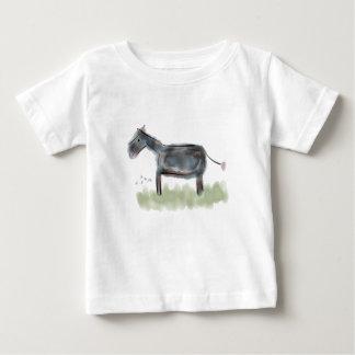 Gelukkig Weinig T-shirt van de Ezel