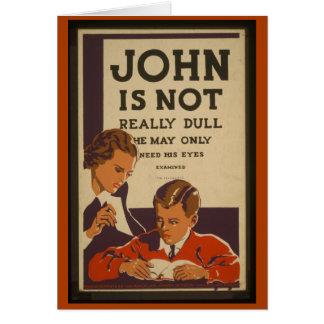 Gelukkige 40ste Verjaardag, John Briefkaarten 0