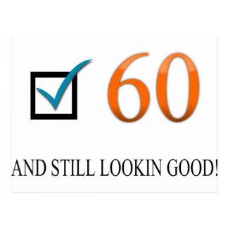 Gelukkige 60ste Verjaardag Briefkaart