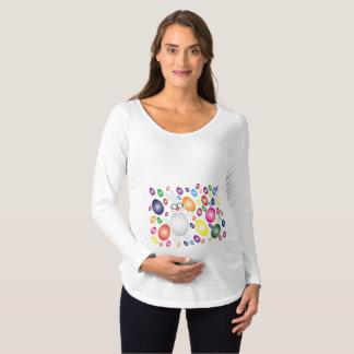 Gelukkige aardig zwangerschapskleding