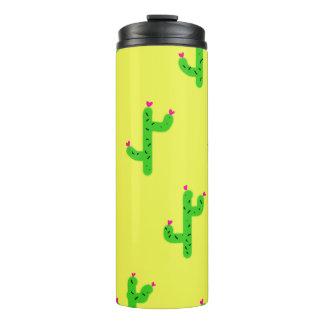 Gelukkige Cactussen Thermosbeker