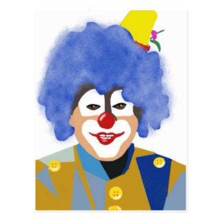 Gelukkige Clown Briefkaart