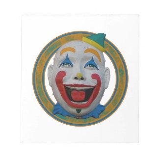 Gelukkige Clown Notitieblok