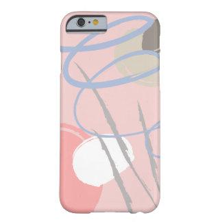 Gelukkige de telefoonshell van het barely there iPhone 6 hoesje