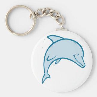 Gelukkige Dolfijn Sleutelhanger