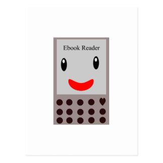 Gelukkige Ebook Lezer 1 Briefkaart