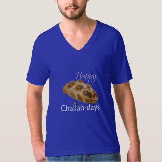 Gelukkige Gevlechte Challahdays T Shirt