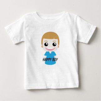 Gelukkige Jongen Baby T Shirts