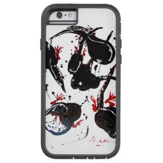 Gelukkige Kikkervisjes Tough Xtreme iPhone 6 Hoesje