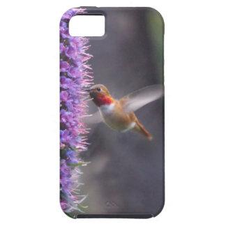 Gelukkige kolibrie tough iPhone 5 hoesje