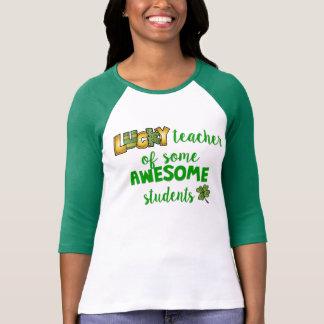 Gelukkige Leraar T Shirt
