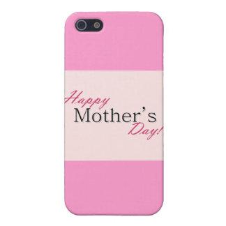 Gelukkige moederdag iPhone 5 hoesjes