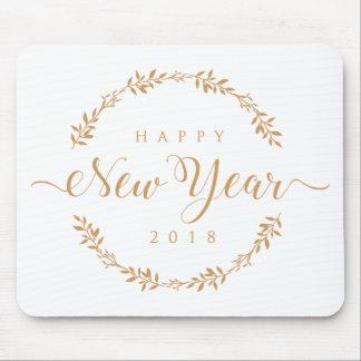 gelukkige nieuwe jaren muismatten