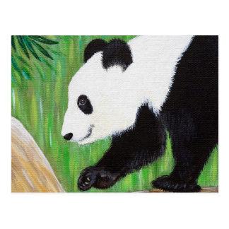 Gelukkige Panda Briefkaart