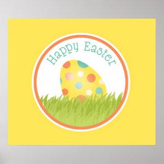 Gelukkige Pasen Poster