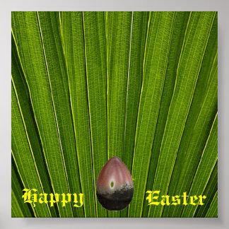 Gelukkige Pasen Afdruk