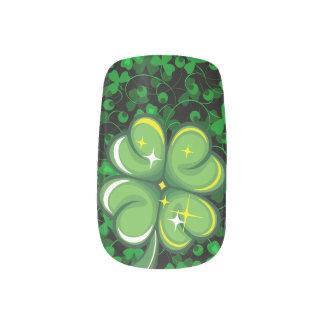 Gelukkige St. Patrick Dag 1 Opties Minx Nail Folie