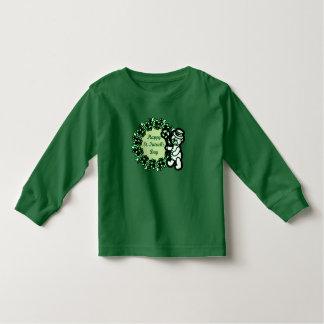 Gelukkige St Patrick s Dag Kinder Shirts