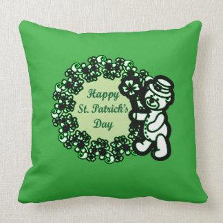 Gelukkige St Patrick s Dag Kussen