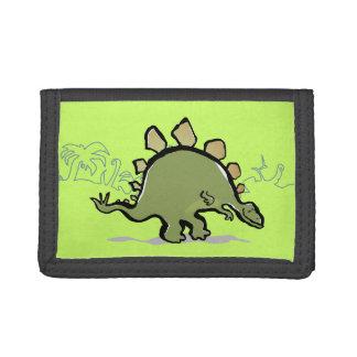 gelukkige stegosaur