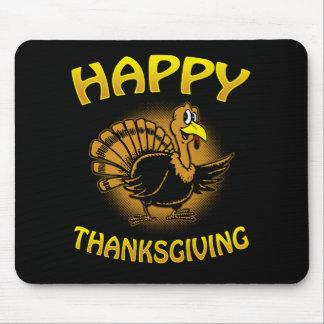 Gelukkige Thanksgiving Muismatten