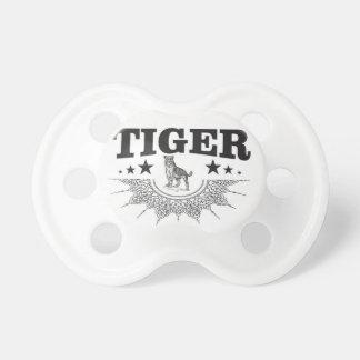 gelukkige tijger speentjes