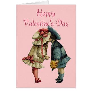 Gelukkige Valentijnsdag Kaart