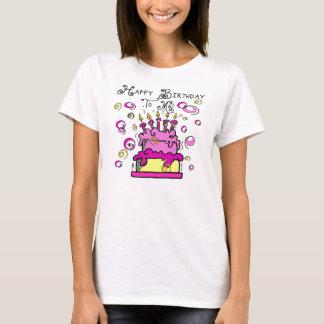Gelukkige Verjaardag aan me T Shirt