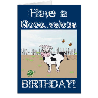 Gelukkige Verjaardag aan MOO! - De Klantgerichte Briefkaarten 0
