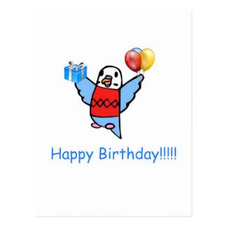 Gelukkige Verjaardag! Briefkaart