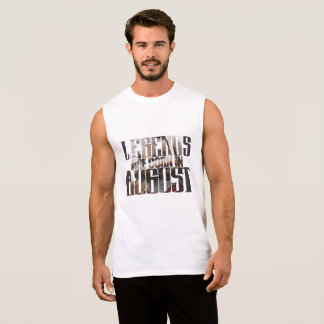 Gelukkige Verjaardag in Augustus T Shirt