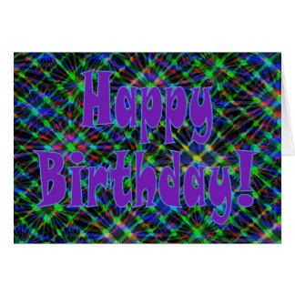 Gelukkige Verjaardag! Zeg het met Talent! Briefkaarten 0