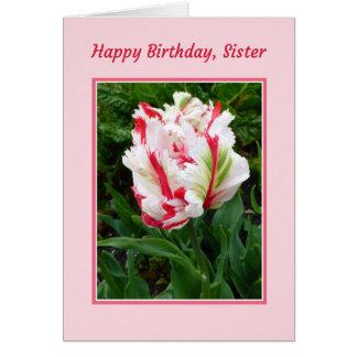 Gelukkige Verjaardag, Zuster Briefkaarten 0