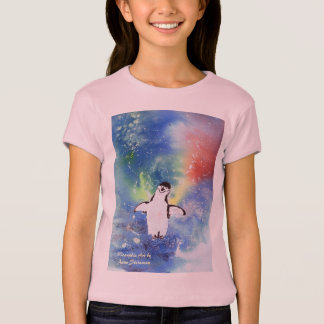 Gelukkige Voeten van Pinguïnen T Shirt